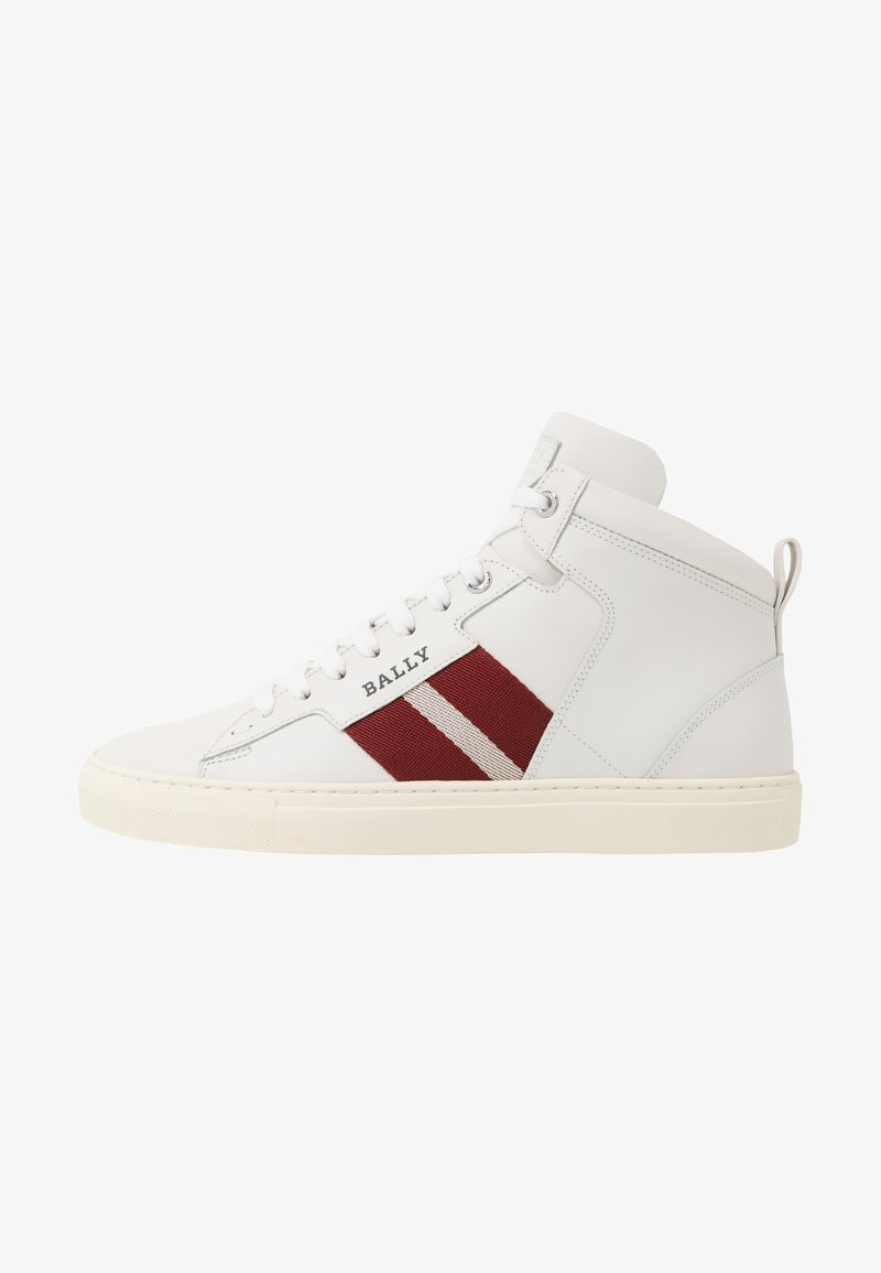 Bally - HEDERN NEW - Sneakers high - white