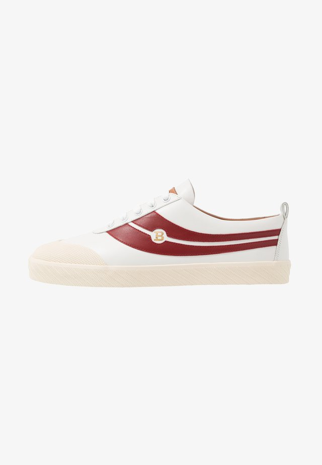 SMAKE - Sneakers laag - white