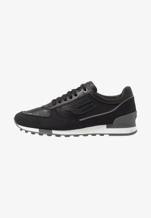 GLENDON - Sneakersy niskie - black