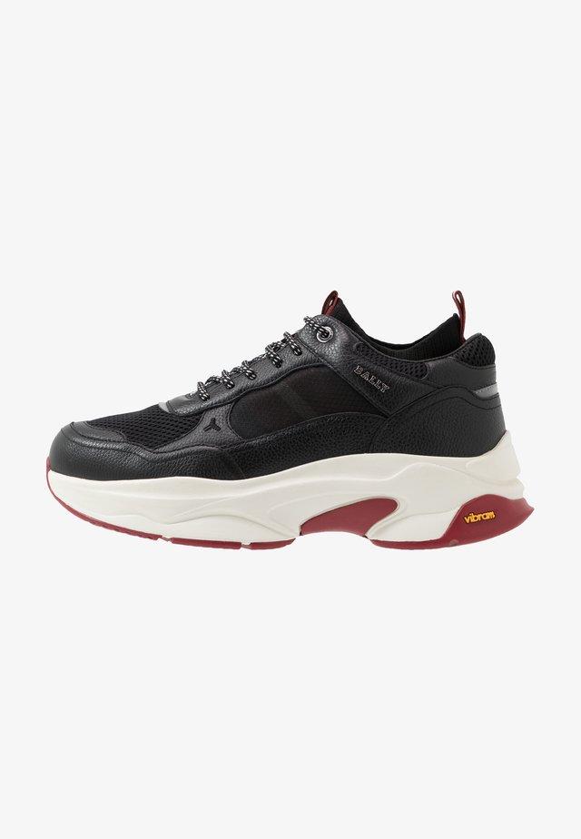 VIBER - Sneakers basse - black