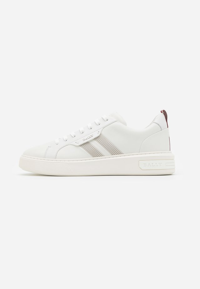 MAXIM - Baskets basses - white