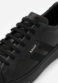 Bally - MAXIM - Sneakers basse - black - 3