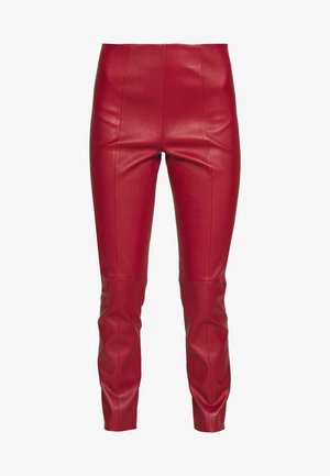 TROUSERS - Legging - bally red