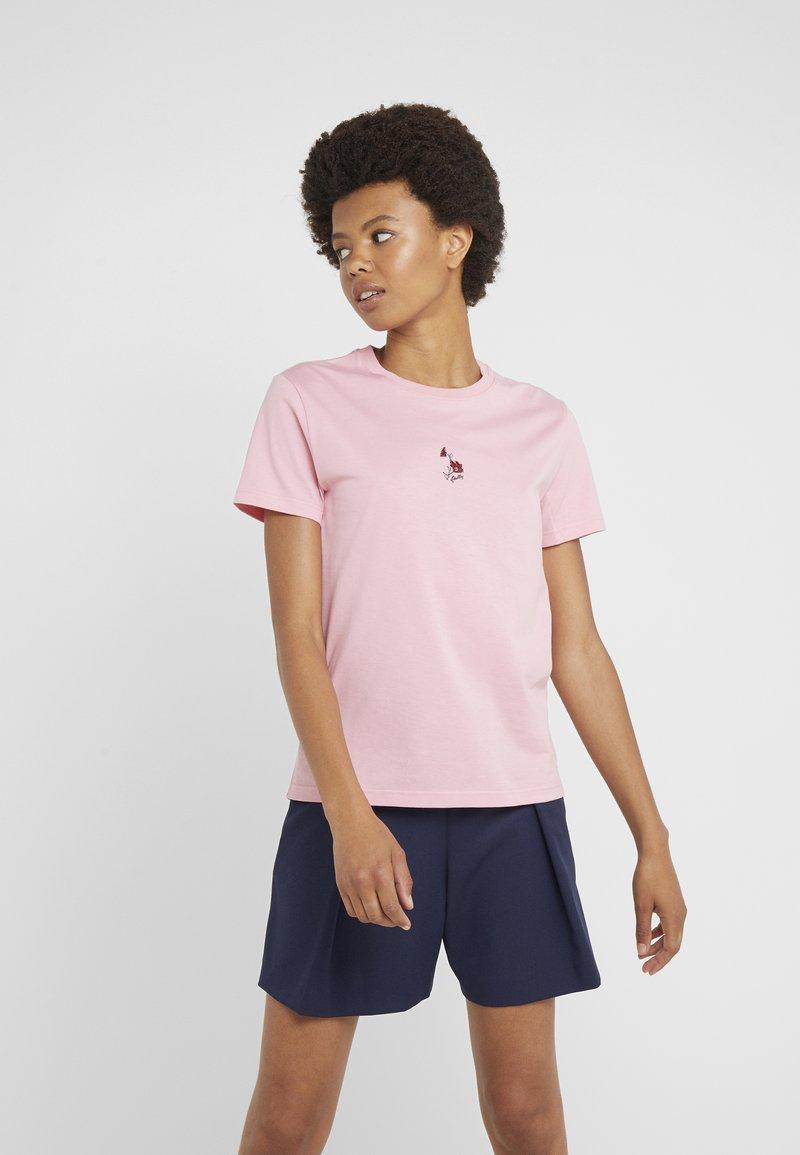 Bally - Print T-shirt - peony