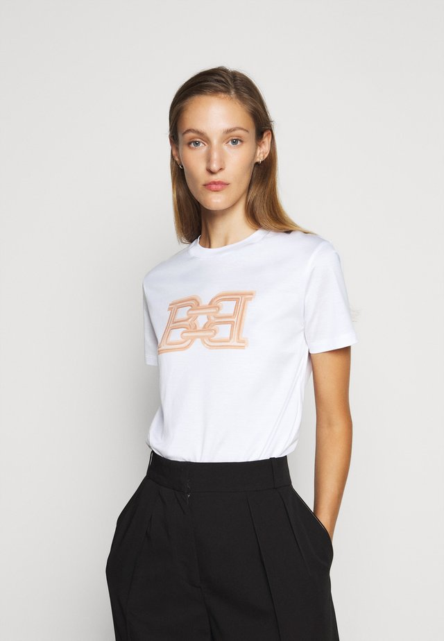CLASSIC TEE - T-shirt con stampa - white