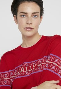 Bally - Pullover - cherry - 4
