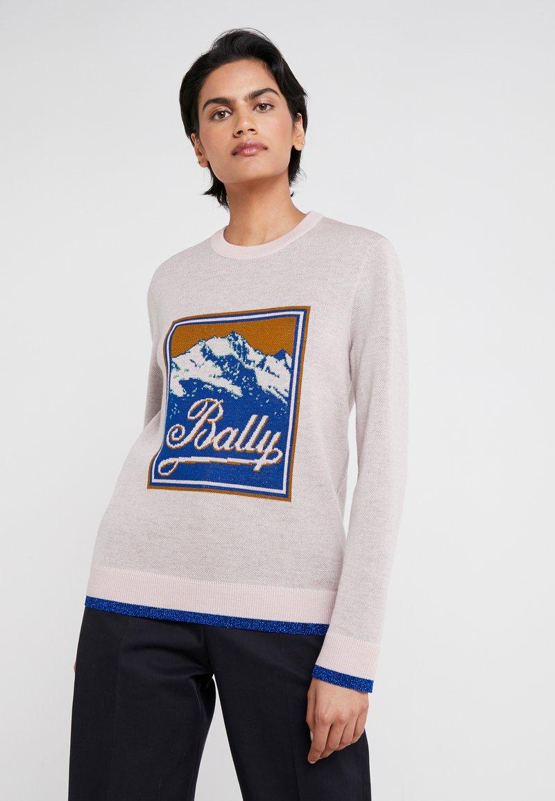 Bally - Strickpullover - blush