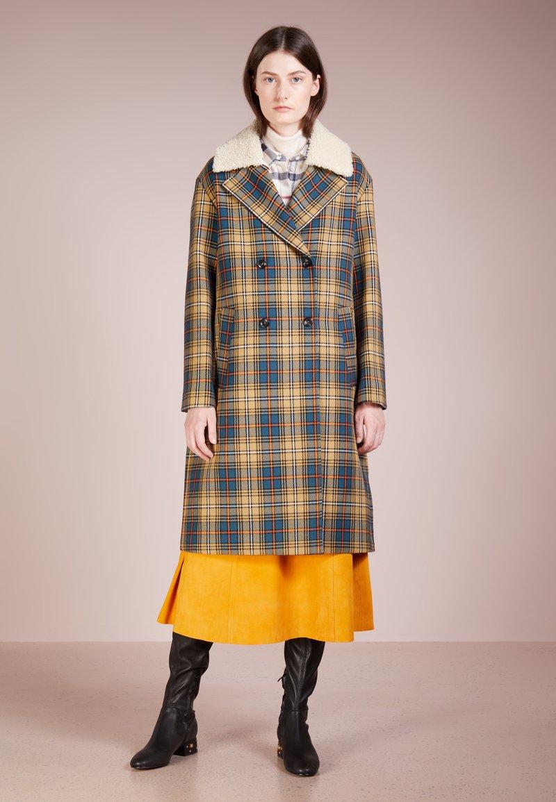 Bally - Classic coat - multicolor
