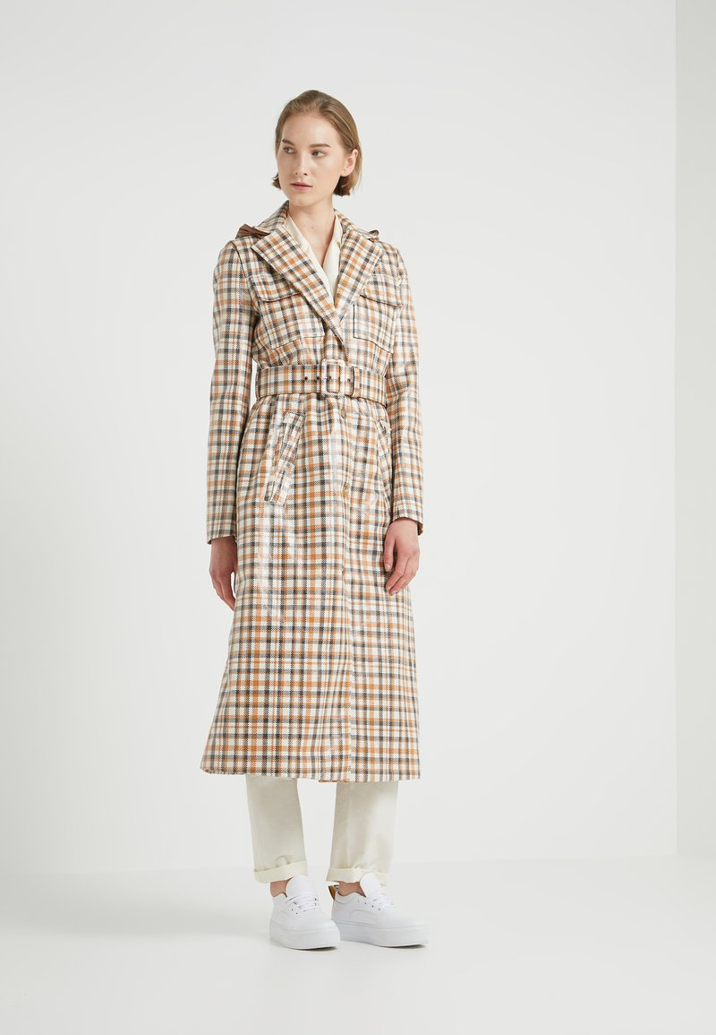 Bally - Trenchcoats - multi camel