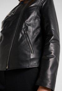 Bally - Kožená bunda - black - 3