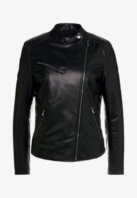 Bally - Kožená bunda - black - 5