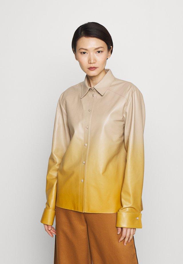 Skjortebluser - mandarino