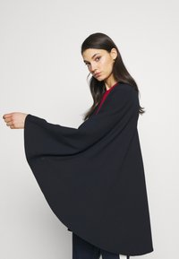 Bally - BELTED CAPE - Poncho - ink - 4