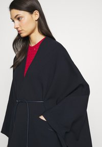 Bally - BELTED CAPE - Poncho - ink - 3