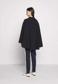 Bally - BELTED CAPE - Poncho - ink - 2