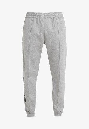 JOGGER - Teplákové kalhoty - grey melange