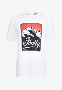 Bally - T-Shirt print - white - 4