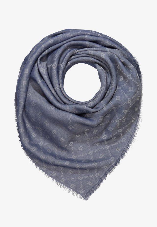 Šátek - blue navy