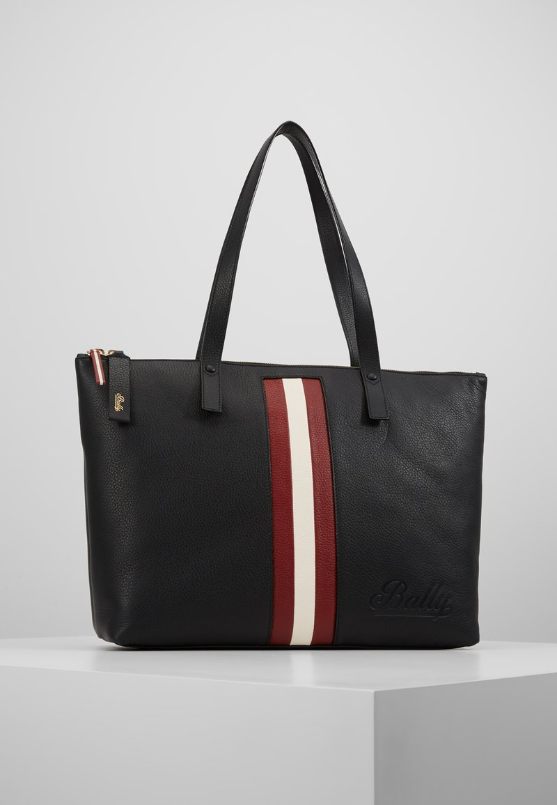 Bally - LINE - Shoppingväska - black