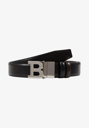 BUCKLE - Belte - black chocolate