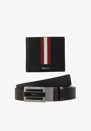 BALLY GIFT BOX SET - Portefeuille - black