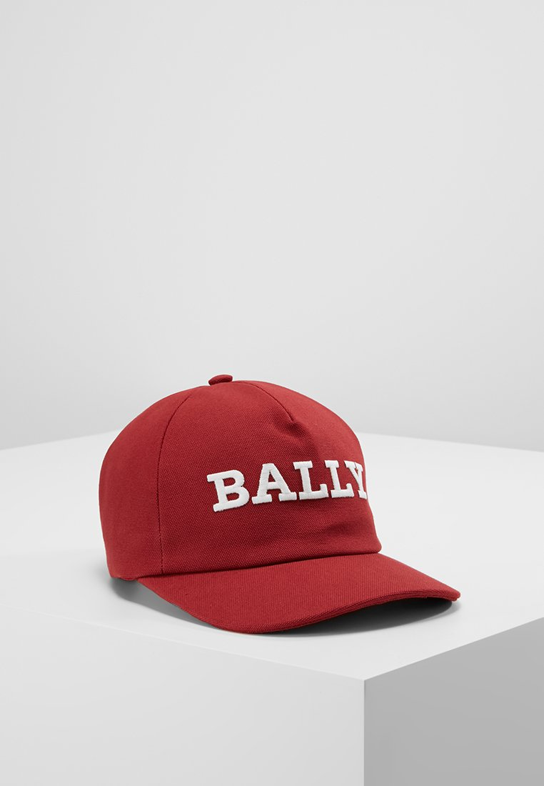 Bally - Casquette - red