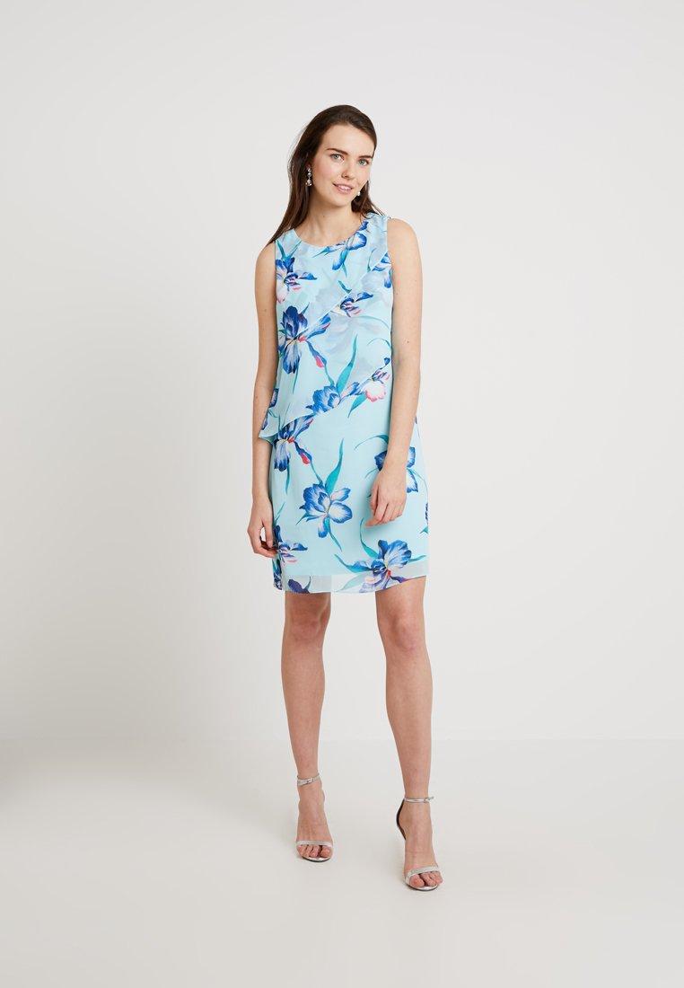 comma - Vestido informal - turquoise
