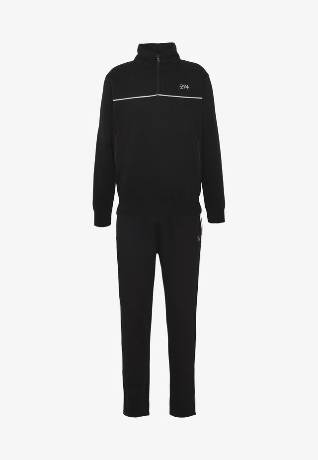PRICETOWN TRACKSUIT - Tracksuit - black