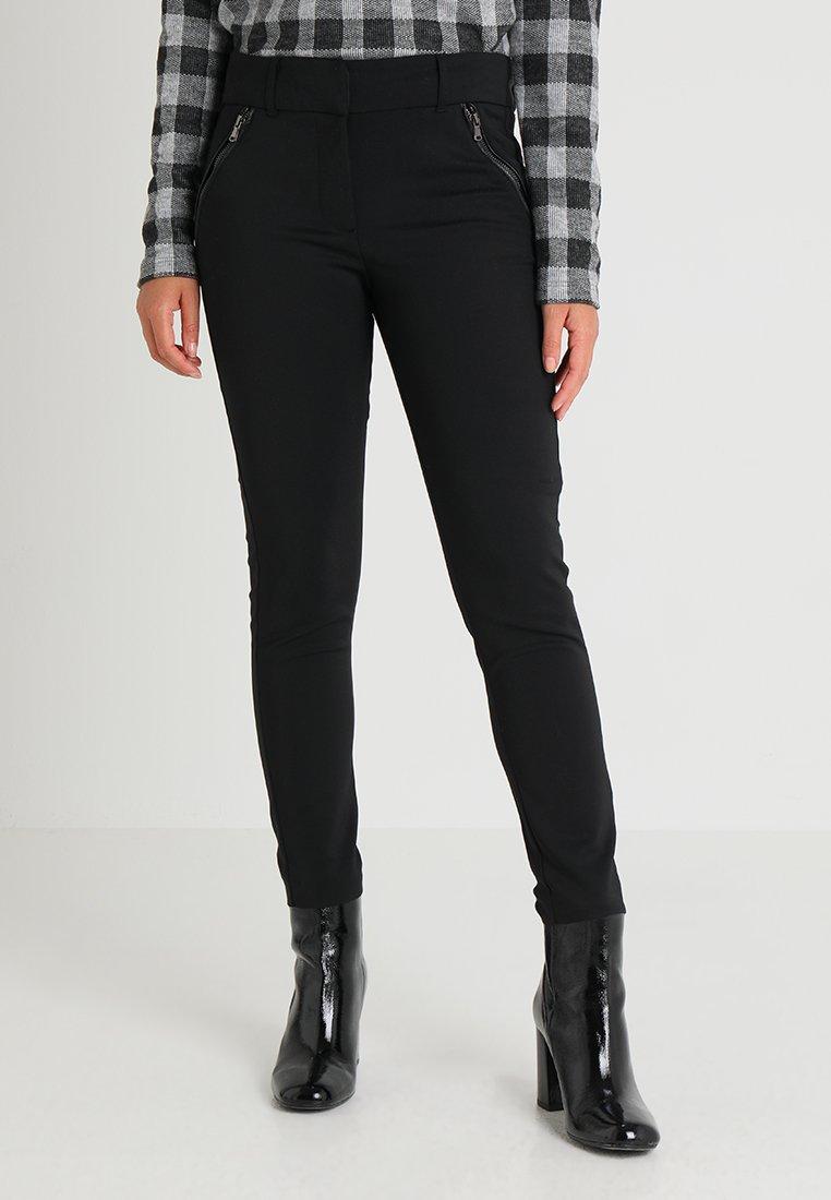 Soyaconcept - NIGERIA - Pantalon classique - black
