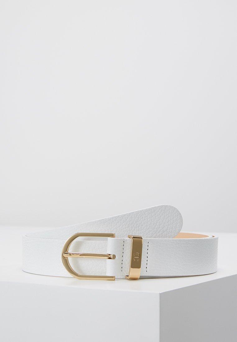 Aigner - BELT - Riem - cloud white