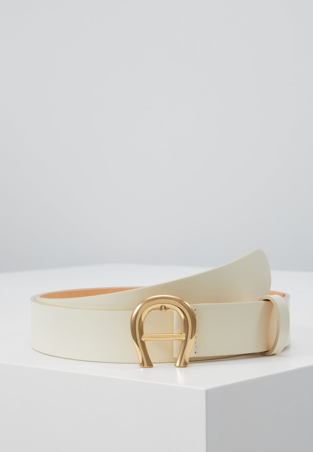 BELT - Vyö - white