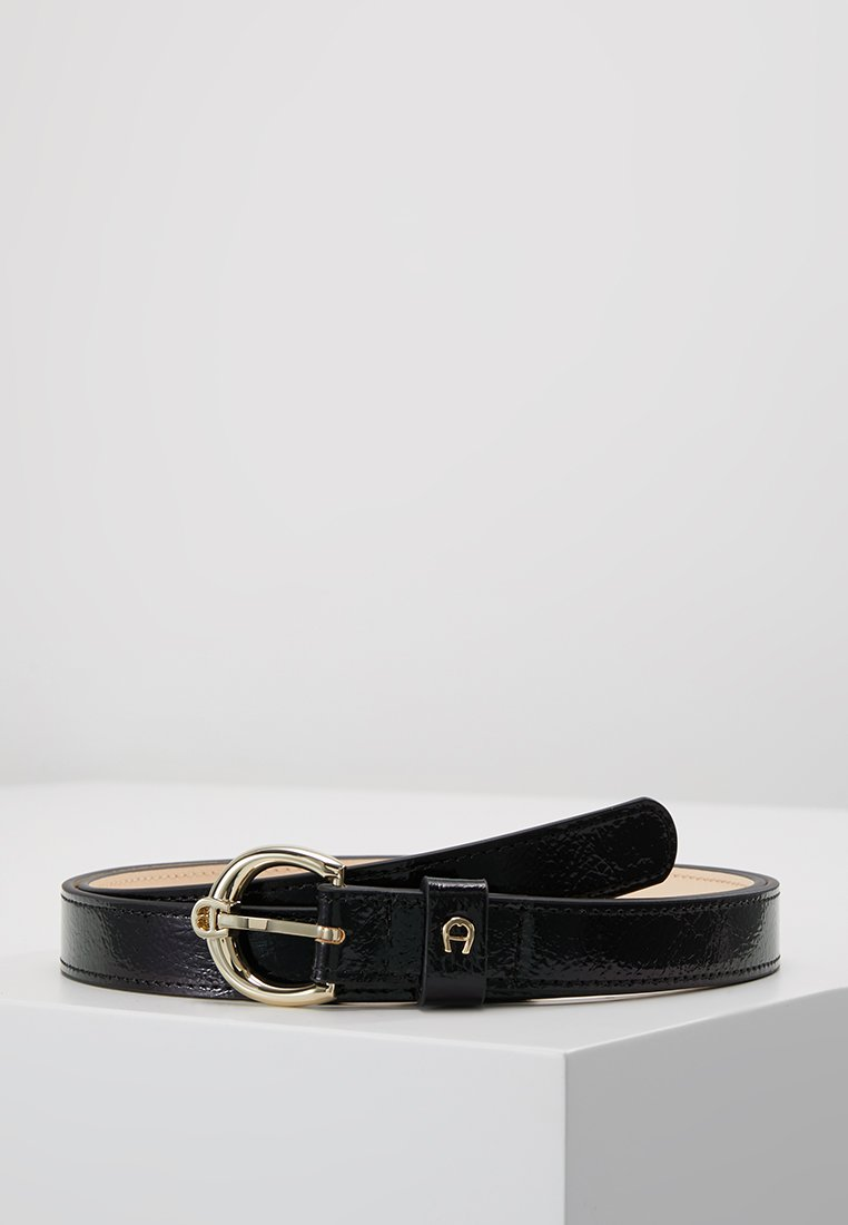 Aigner - BELT  - Riem - black