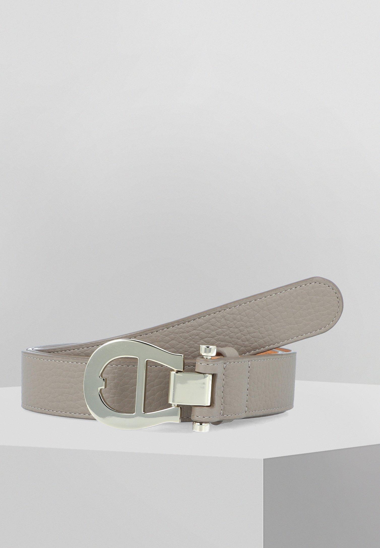 Aigner Belt - feather grey