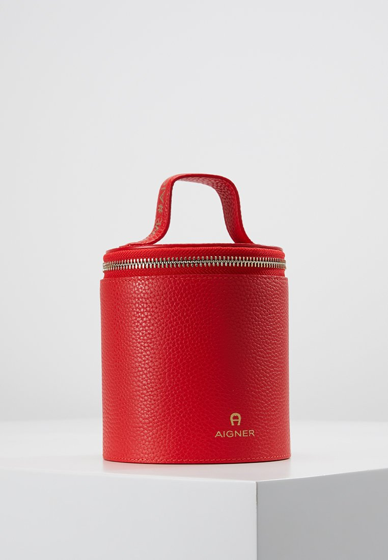 Aigner - IVY BOX - Wash bag - signal red