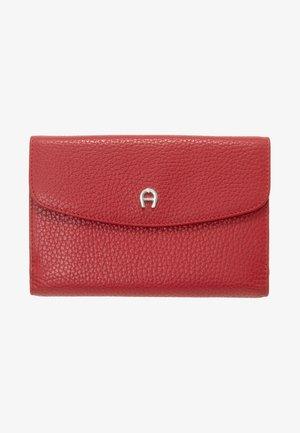 KLASSISCHE  - Wallet - burnt red