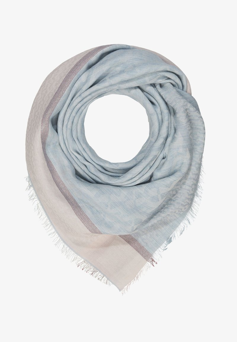 Aigner - Šátek - blue