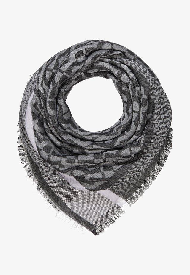 Foulard - black/light mauve