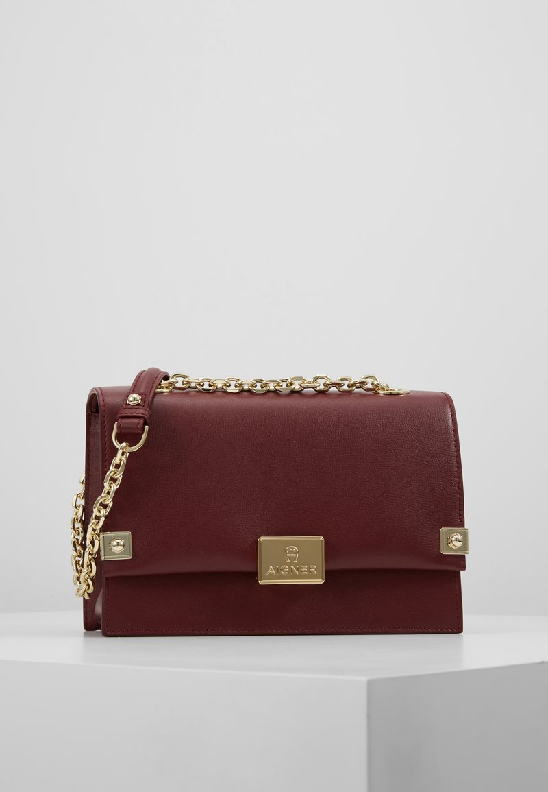 Aigner - COSIMA - Across body bag - burgundy