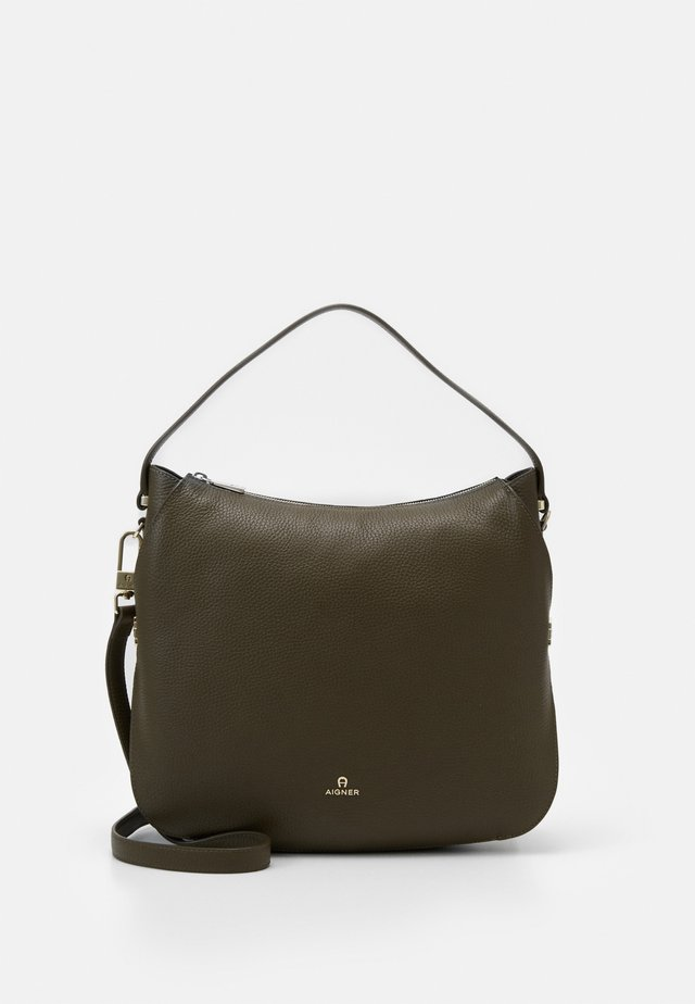Handbag - country green