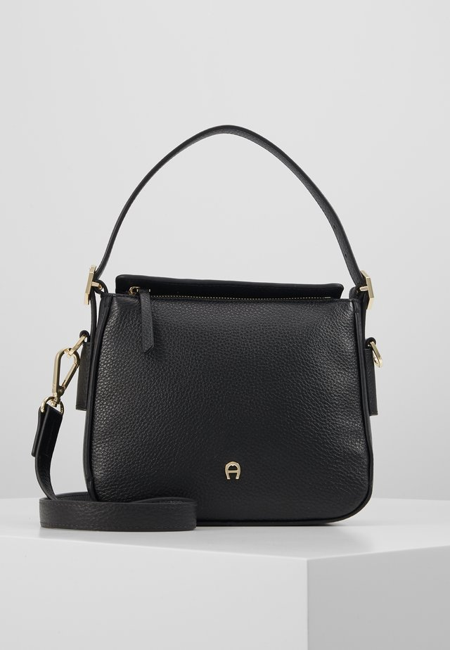 ELBA CROSSBODY - Olkalaukku - black