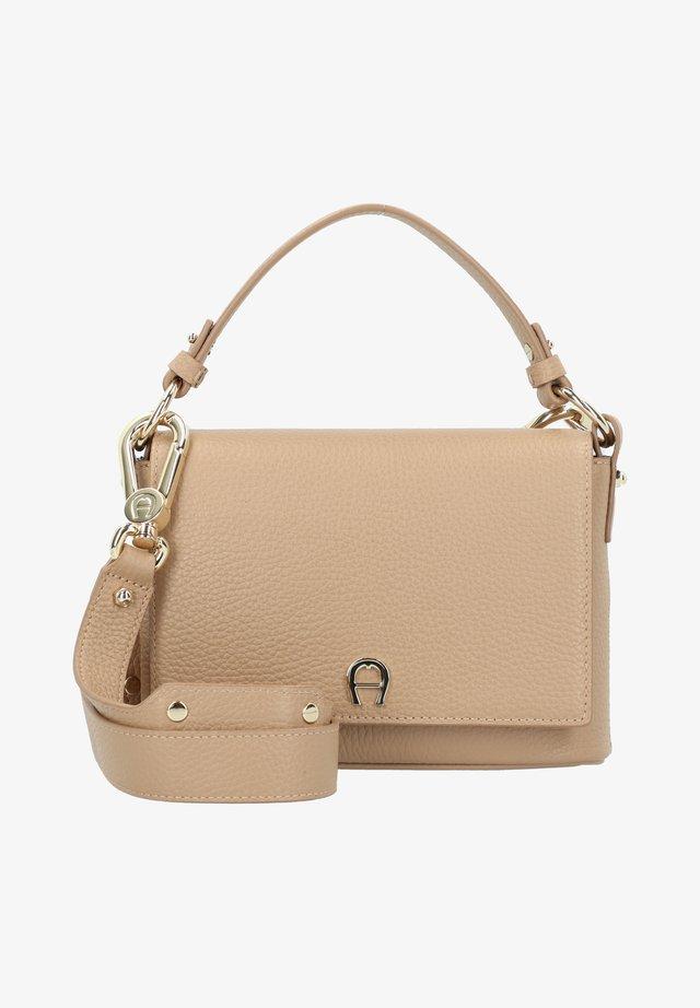 TARA - Handtasche - cashmere beige