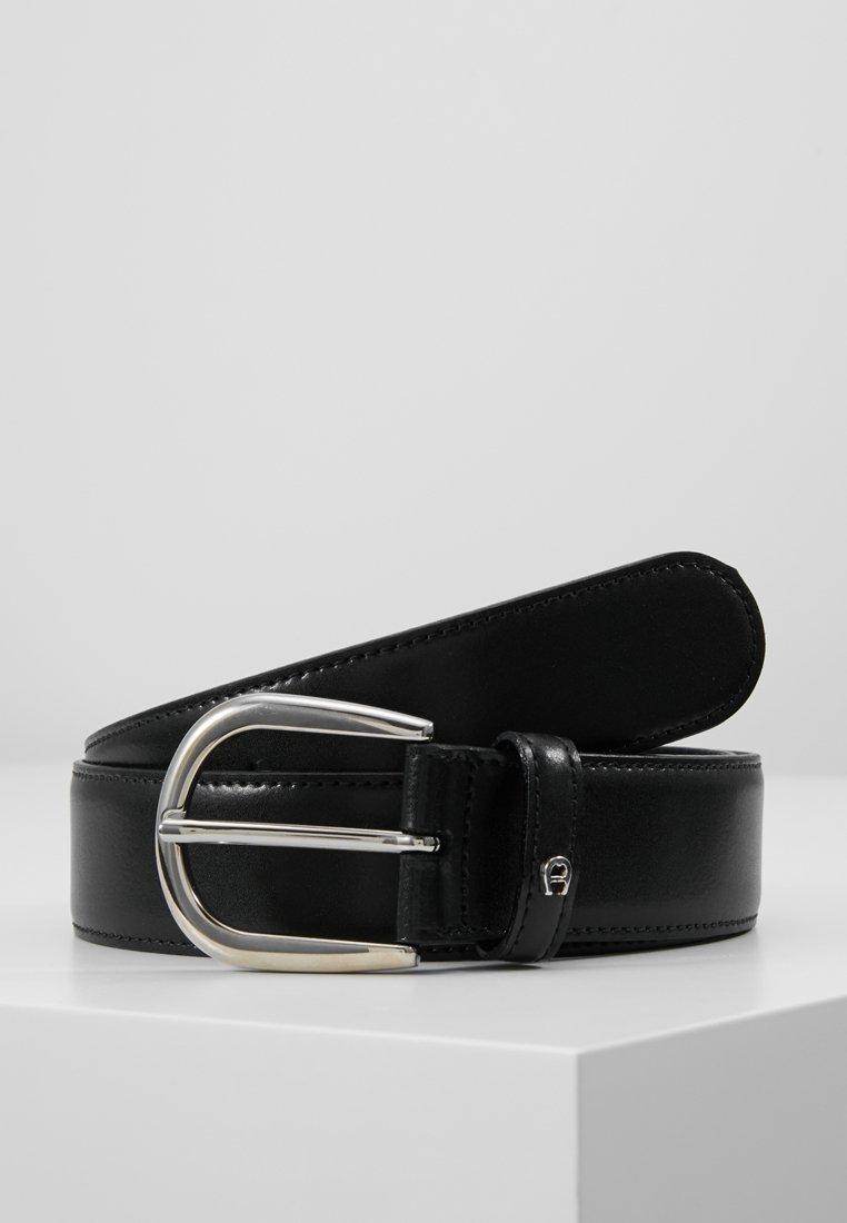 Aigner - Gürtel - black