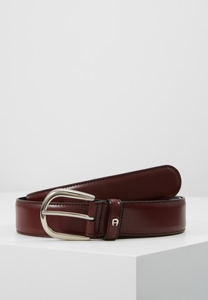 Belt - bordeaux