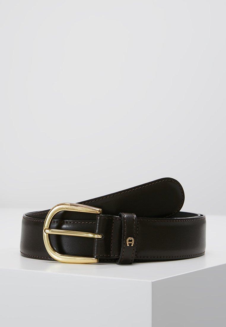 Aigner - Belt - ebony