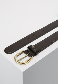Aigner - Belt - ebony - 2
