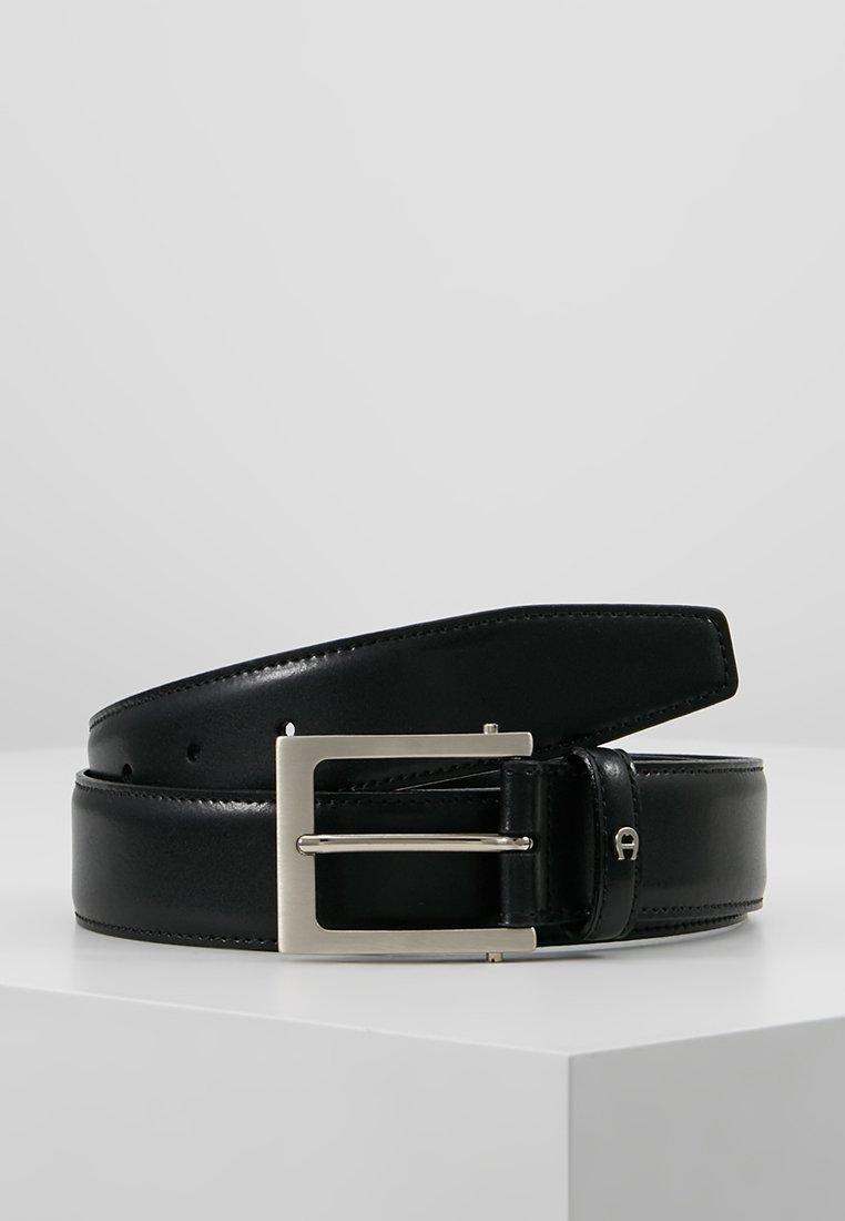 Aigner - Cinturón - black