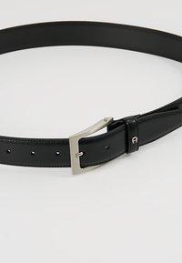 Aigner - Cinturón - black - 4