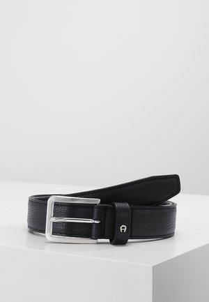 Cinturón - schwarz