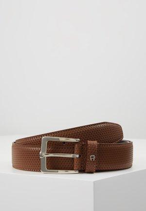 Belt - mahagony