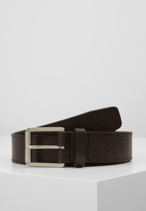BELT - Belt - dark brown